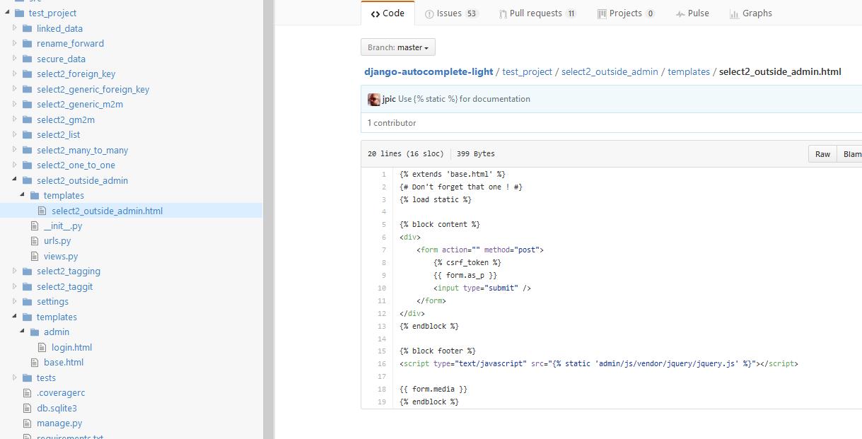 django-autocomplete-light test — Django test autocomplete 0.2.1 ...